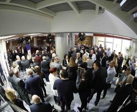 Nova KBM v Ajdovščini gostila stranke prestižnega Premium programa