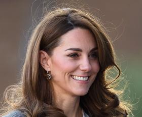 Kate Middleton je nosila ta blazer, ki je kot nalašč za letošnjo zimo