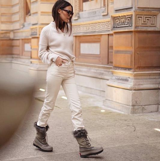 6 parov zimskih čevljev, zaradi katerih boste komaj čakali na sneg - Foto: Instagram