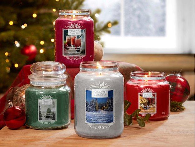Kako za božič v mestu poustvariti vzdušje idilične koče? Poskusite s to dišavno čarovnijo! - Foto: PROMO
