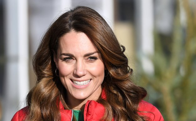Kate Middleton je našla popoln outfit za sproščene praznike