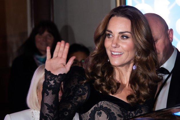 Kate Middleton je nosila prelepo tiaro princese Diane - Foto: Profimedia