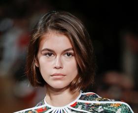Kaia Gerber je pravkar napovedala najbolj priljubljeno frizuro za 2020