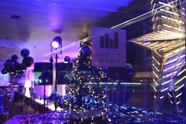 Ekskluzivni NEW YEAR'S EVE PARTY 2020, v Hotelu City Maribor**** - Foto: promocijski material