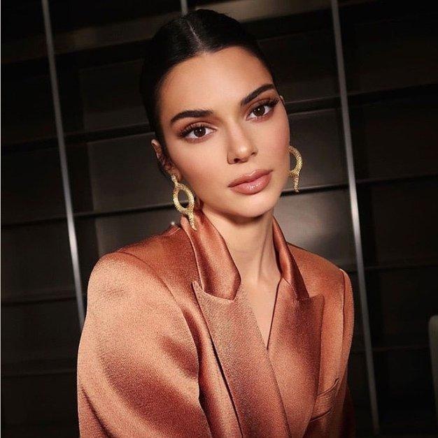 Pajkice in usnjeno jakno bomo nosili kot Kendall Jenner - Foto: Profimedia