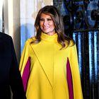 Jumpsuit bomo letos nosili kot Melania Trump