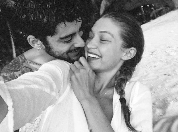 Gigi Hadid in Zayn postavila nove standarde za oblačenje parov (da, spet sta skupaj) - Foto: Profimedia
