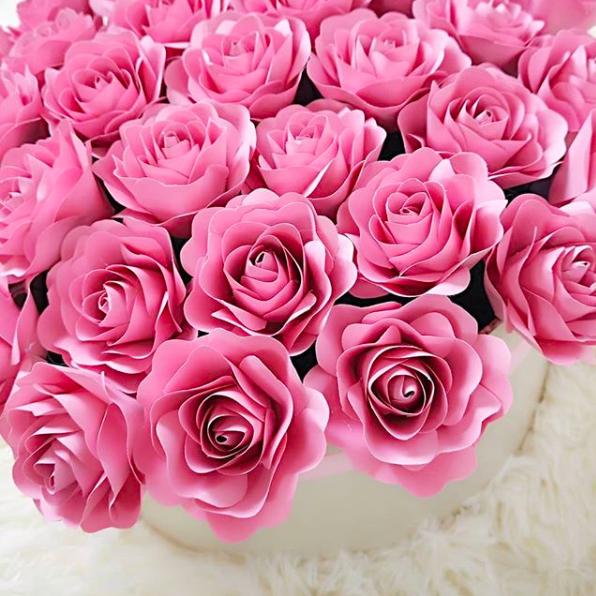 Ste že videli TE ročno izdelane ROŽICE, ki so popolnoma navdušile Instagram? - Foto: Promocijsko gradivo