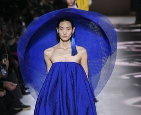 Poglejte si osupljivo Givenchyjevo kolekcijo visoke mode