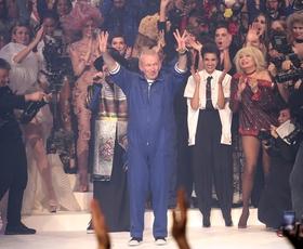 S temi kreacijami se je Jean Paul Gaultier po 50 letih poslovil od visoke mode