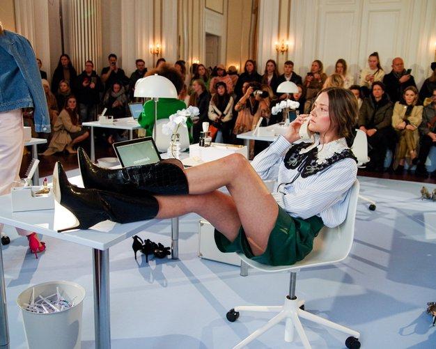 Trajnostni ukrepi modnega tedna v Copenhagnu spreminjajo modno industrijo - Foto: CFW