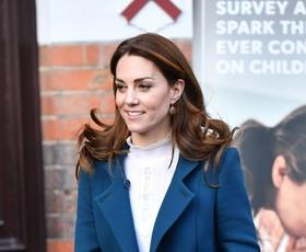Ne marate širokih hlač? Kate Middleton zagovarja 'skinny jeans'