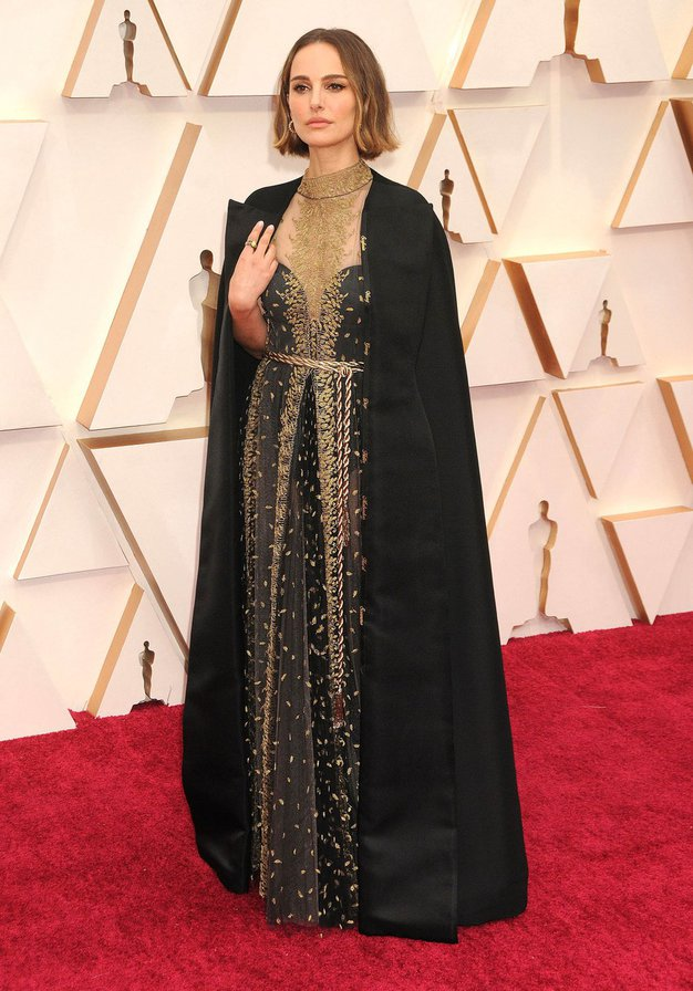 Natalie Portman, Dior