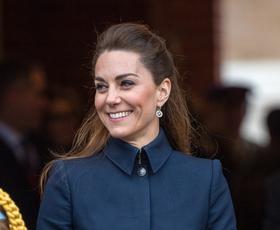 Kate Middleton je oblekla ta stajling in nas navdušila