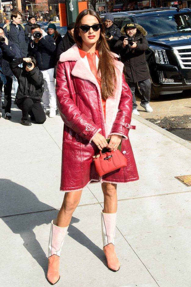 Oglejte si najbolj drzne stajlinge z ulic modnega tedna v New Yorku