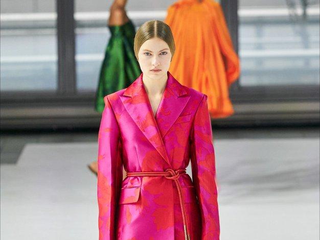 To so najlepše kreacije z modne revije Carolina Herrera - Foto: Profimedia