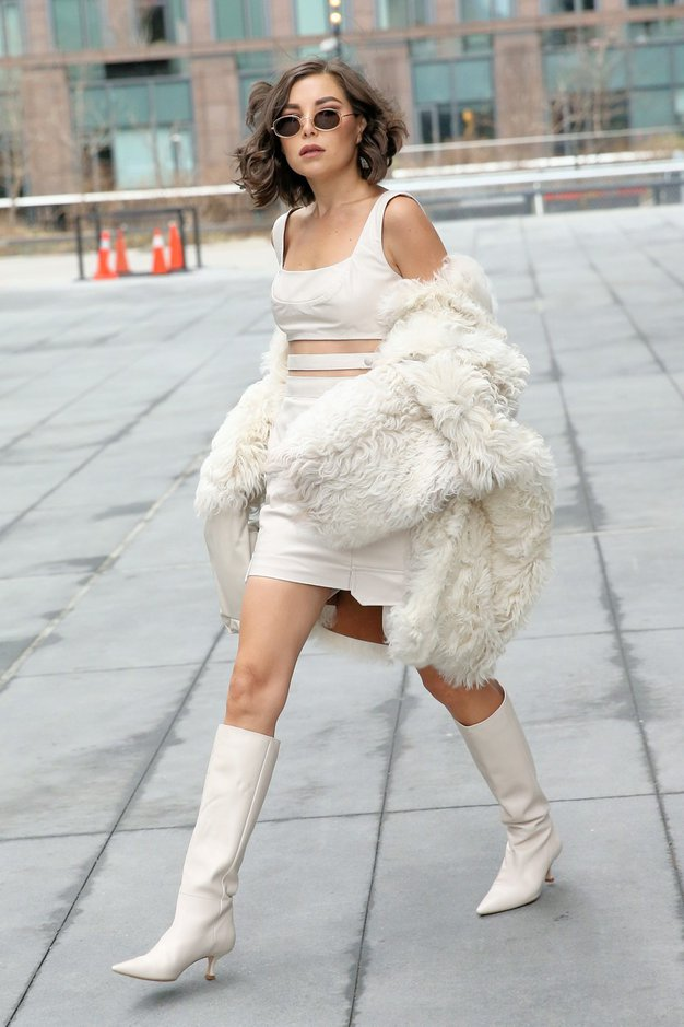 Poglejte, kako bomo letos nosili monokromatske stajlinge - Foto: Profimedia