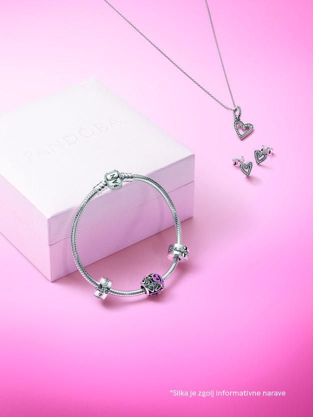 Ste tudi vi zaljubljeni v nakit Pandora? Izkoristite posebno akcijo - Foto: Pandora