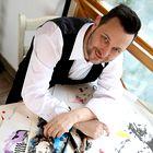 Mitja Bokun, slovenski ilustrator, o svoji nenavadni poti do uspeha
