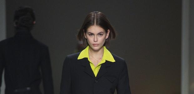 Oglejte si najlepše kose z modne revije Bottega Veneta
