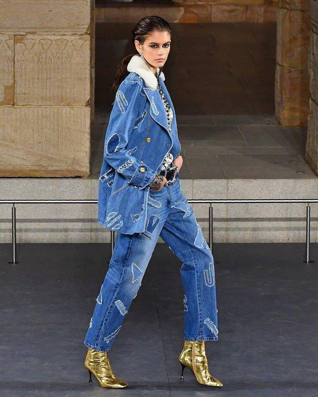 Tukaj je 8 najbolj modnih načinov, kako bomo odslej nosili džins - Foto: Profimedia