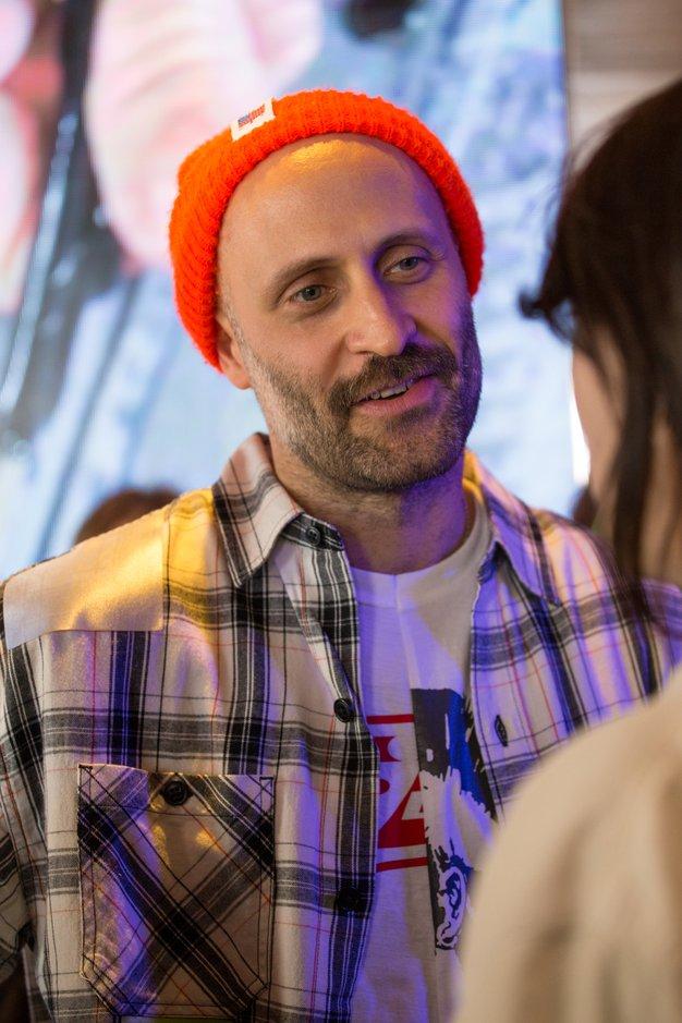 Andrea Rosso, kreativni direktor Diesla, o ustvarjanju nove kolekcije iz odpadnih materialov - Foto: Nike Koležnik