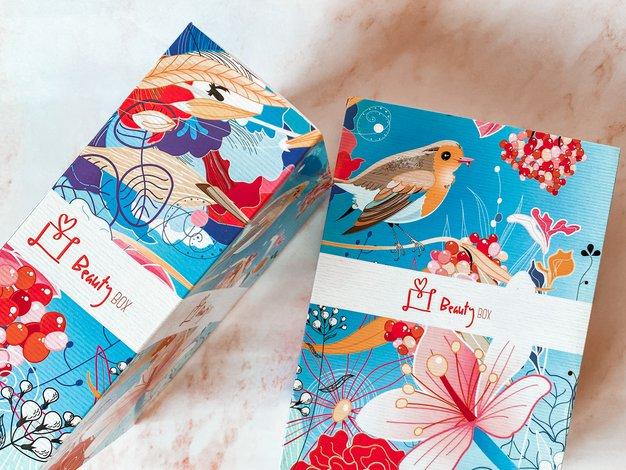 Beauty Box meseca februarja postregel z nečim popolnoma novim (in sladkim) - Foto: Nina Skok