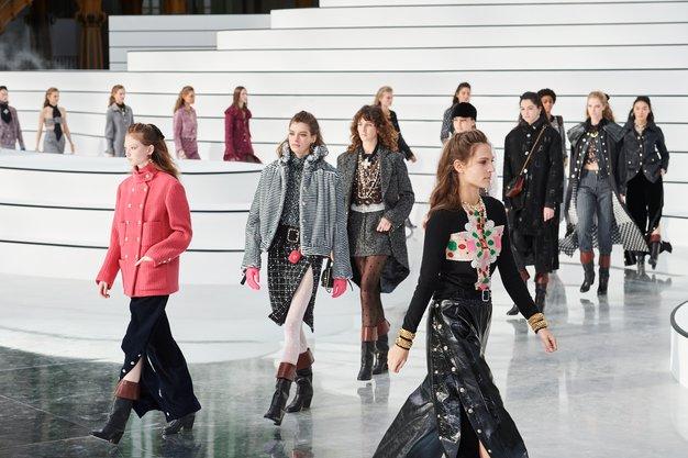 Nova doba modne hiše Chanel (Vse, kar morate vedeti o modni reviji jesen in zima 2020) - Foto: Chanel