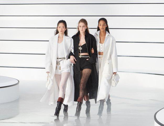 Milano in Paris sta potrdila, da modni teden septembra bo - Foto: Chanel