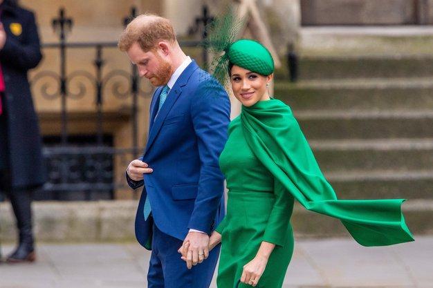 Kate Middleton in Meghan Markle obe v zelenem. Katera je nosila lepši stajling? - Foto: Profimedia