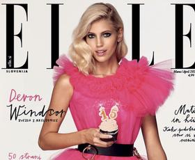 Tukaj je nova rojstnodnevna številka Elle! Ekipa tokrat o svojem prvem srečanju z revijo