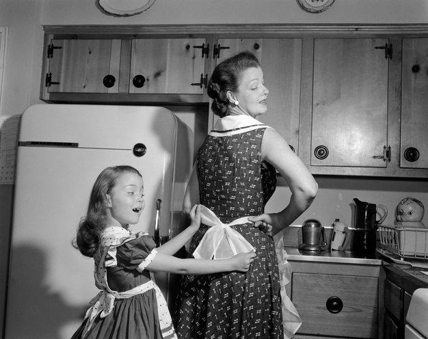 Naša novinarka o edinstvenem odnosu med mamo in hčerko - Foto: Classicstock/Alamy/Profimedia Classicstock/Alamy/Profimedia