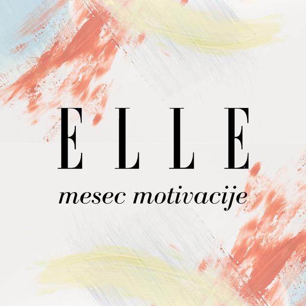 ELLE mesec motivacije na Instagramu! Poglejte, kdo se nam bo pridružil v živo - Foto: osebni arhiv