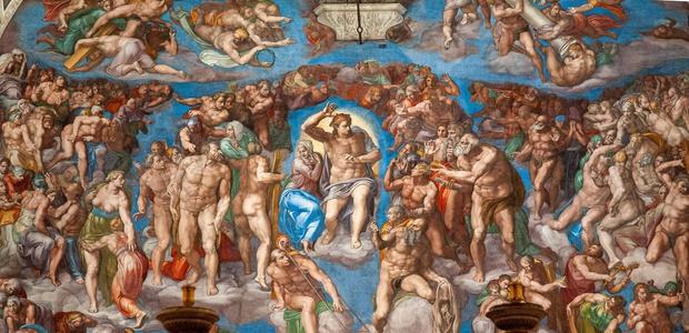 Ste si vedno želeli obiskati Rim? Virtualno si oglejte notranjost Sikstinske kapele
