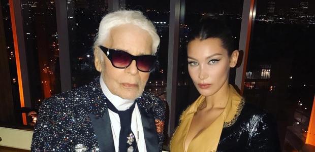 Karl Lagerfeld bi danes praznoval rojstni dan - tu si oglejte 25 njegovih najbolj priljubljenih muz