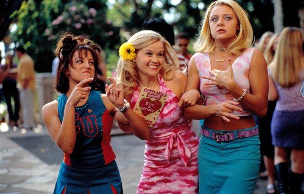 Uradno je! Reese Witherspoon bo igrala v filmu Blondinka s Harvarda 3 - Foto: Profimedia