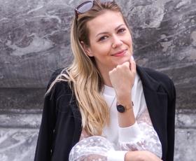 ELLE Motivacijski ponedeljek: Nina Štefe o izzivih podjetništva v Sloveniji