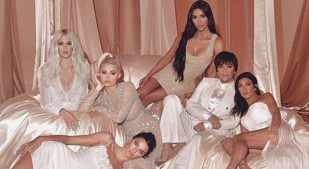 20 norih podrobnosti iz zakulisja resničnostne serije V koraku z družino Kardashian, ki jih zagotovo ne poznate - Foto: Profimedia