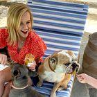 Zaljubili smo se v preprost 'piknik stajling' Reese Witherspoon
