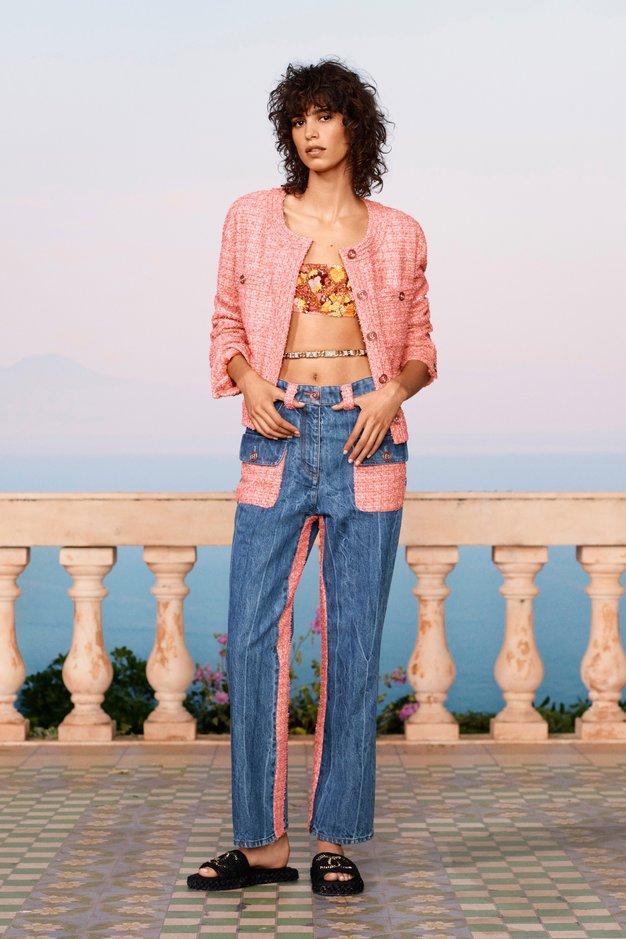 Chanel je prvič v zgodovini predstavil novo kolekcijo brez modne revije - Foto: Chanel