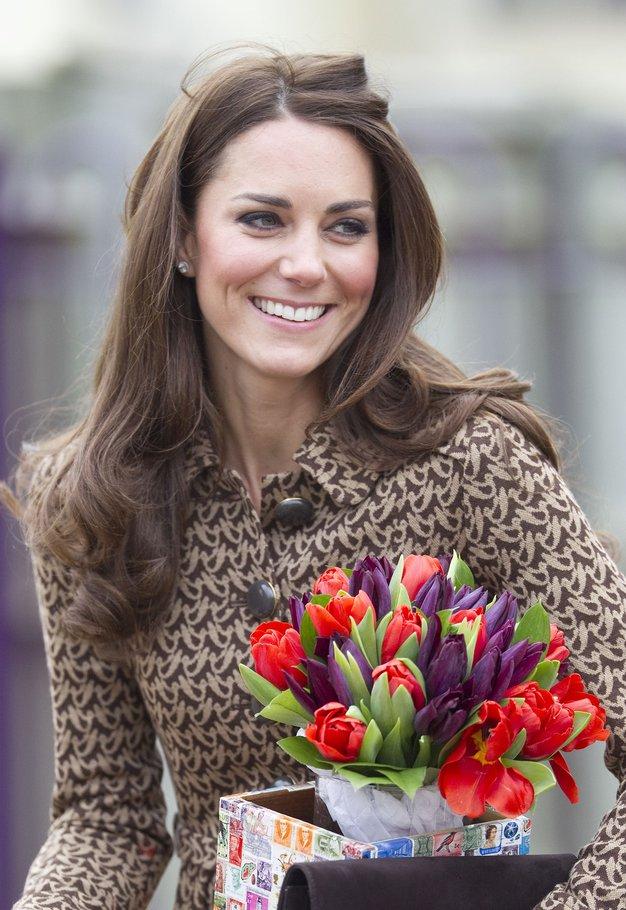 Kate Middleton nas je očarala v svoji najljubši poletni obleki - Foto: Profimedia