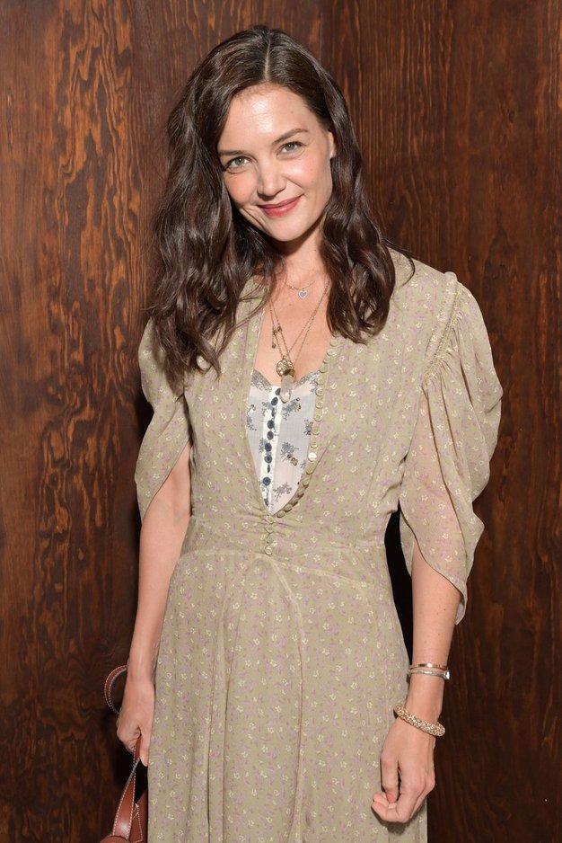 Katie Holmes je napovedala nov trend letošnjega poletja - Foto: Profimedia