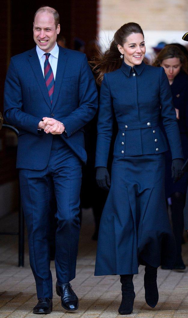 To so bile sramežljive besede, ki jih je princ William izrekel ob prvem srečanju s Kate - Foto: Profimdia