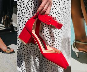 Pet trendi čevljev za poletje 2020
