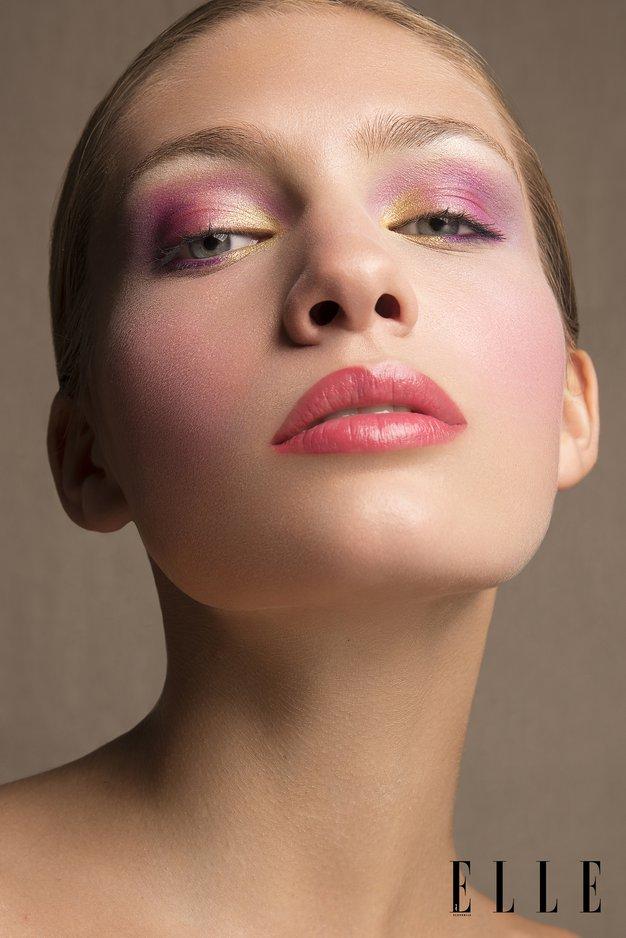Barvna paleta poletja - edini navdih za ličenje, ki ga potrebujete letos - Foto: Damien Etcheverry