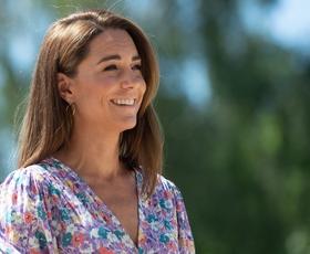 Kate Middleton je pravkar nosila to obleko - kot nalašč za poletne dni