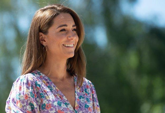 Kate Middleton je pravkar nosila to obleko - kot nalašč za poletne dni - Foto: Profimedia