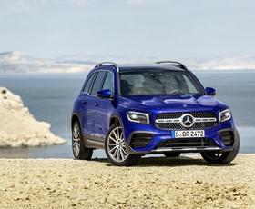 Predstavljamo vam novi Mercedes-Benz GLB -  za družino in prijatelje