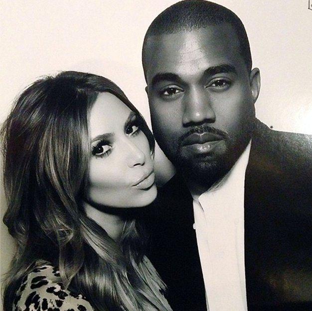 Bo Kim Kardashian  nova prva dama ZDA? Kanye West je naznanil kandidaturo za volitve 2020 - Foto: Profimedia