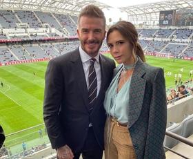 Ob 21. obletnici poroke je David Beckham razkril, kdaj je prvič opazil Victorio